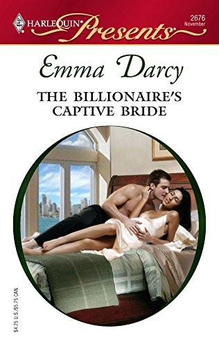 9780373126767: The Billionaire's Captive Bride