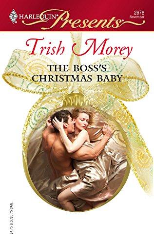 9780373126781: The Boss's Christmas Baby