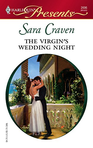 The Virgin's Wedding Night: Sara Craven
