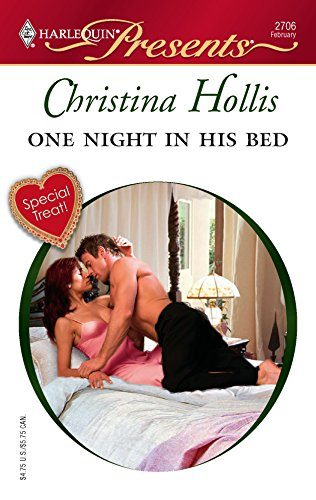 9780373127061: One Night In His Bed (Harlequin Presents)