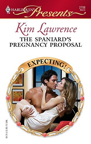 9780373127085: The Spaniard's Pregnancy Proposal (Harlequin Presents)