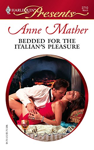9780373127108: Bedded For The Italian's Pleasure