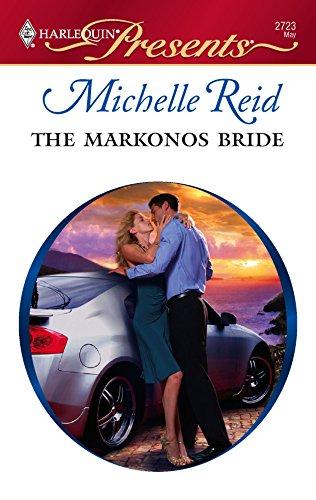 9780373127238: The Markonos Bride