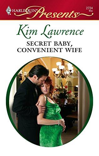 9780373127245: Secret Baby, Convenient Wife
