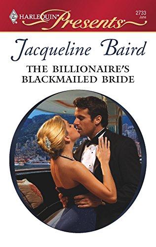 9780373127337: The Billionaire's Blackmailed Bride