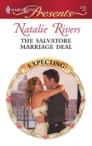9780373127351: The Salvatore Marriage Deal