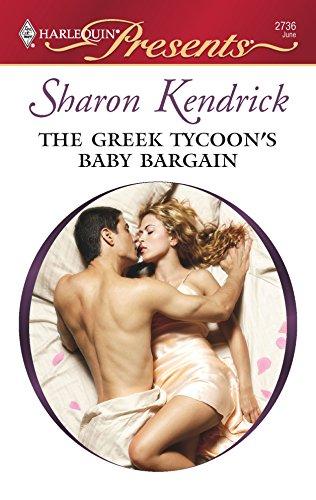 9780373127368: The Greek Tycoon's Baby Bargain