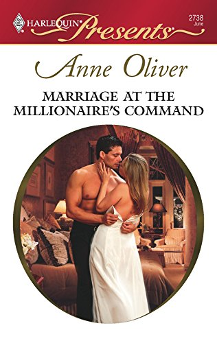 9780373127382: Marriage At The Millionaire's Command