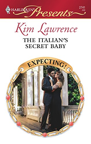 9780373127412: The Italian's Secret Baby
