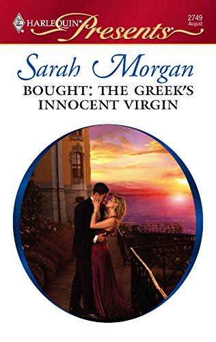9780373127498: Bought: The Greek's Innocent Virgin