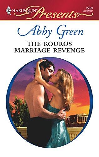 The Kouros Marriage Revenge: Green, Abby