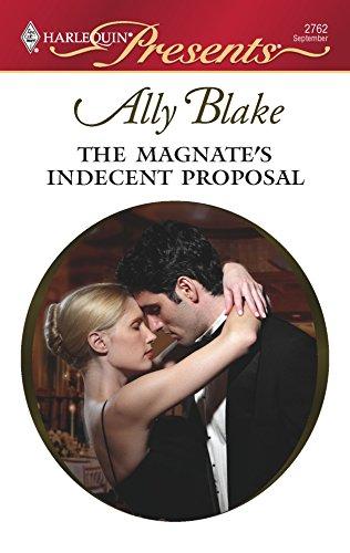 9780373127627: The Magnate's Indecent Proposal