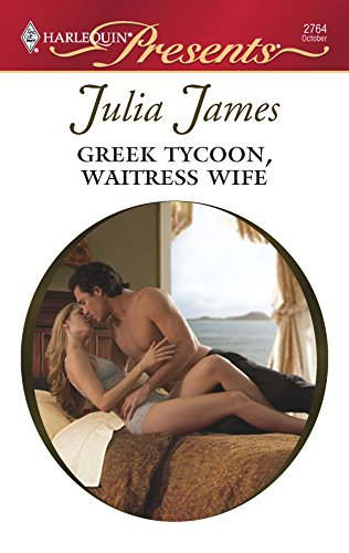 9780373127641: Greek Tycoon, Waitress Wife (Harlequin Presents)