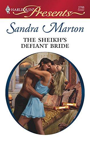 9780373127665: The Sheikh's Defiant Bride (Harlequin Presents)