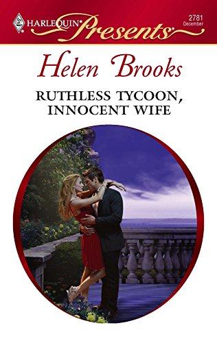 Ruthless Tycoon, Innocent Wife: Brooks, Helen