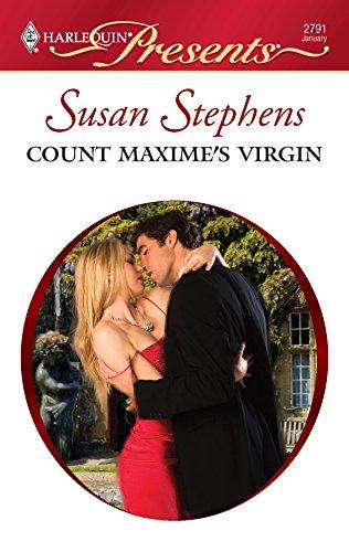 9780373127917: Count Maxime's Virgin