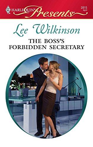 9780373128150: The Boss's Forbidden Secretary