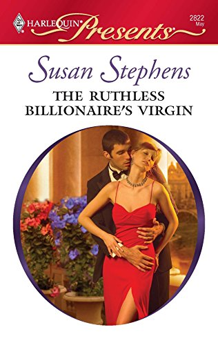 9780373128228: The Ruthless Billionaire's Virgin