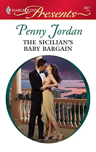 9780373128273: The Sicilian's Baby Bargain (Leopardi Brothers)