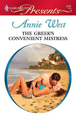 9780373128327: The Greek's Convenient Mistress
