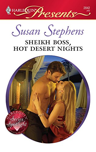 Sheikh Boss, Hot Desert Nights: Susan Stephens