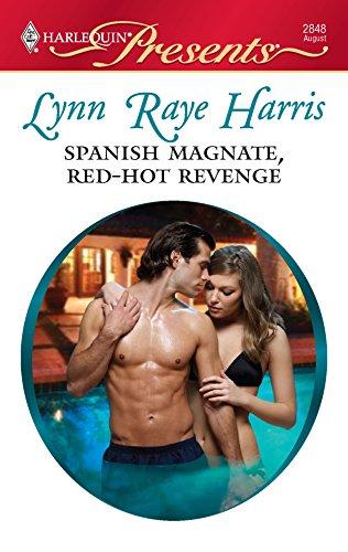 9780373128488: Spanish Magnate, Red-Hot Revenge