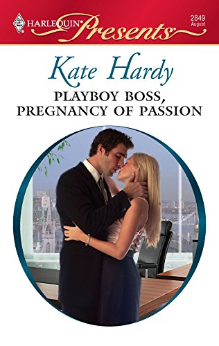 9780373128495: Playboy Boss, Pregnancy of Passion