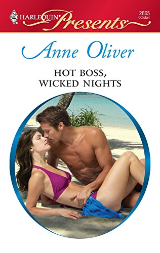 Hot Boss, Wicked Nights: Anne Oliver