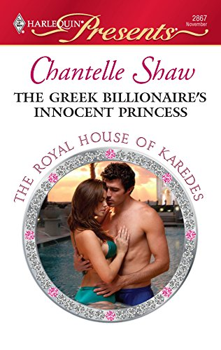 9780373128679: The Greek Billionaire's Innocent Princess
