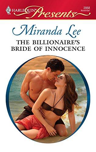 9780373128686: The Billionaire's Bride of Innocence