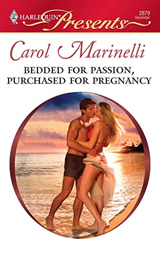 9780373128792: Bedded for Passion, Purchased for Pregnancy