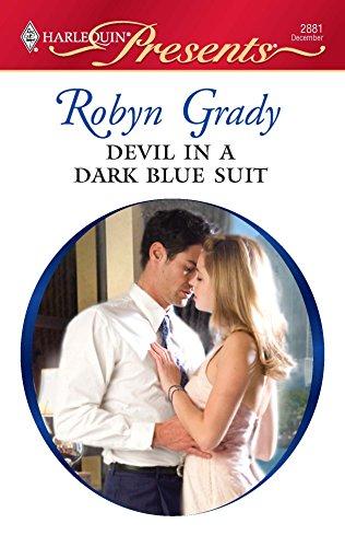 9780373128815: Devil in a Dark Blue Suit