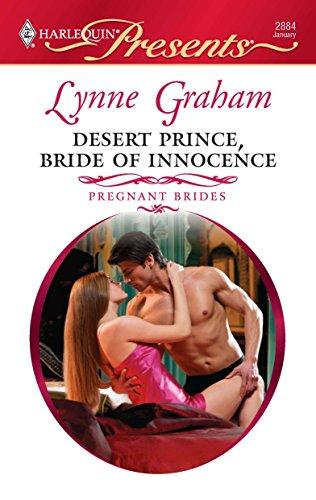 9780373128846: Desert Prince, Bride of Innocence