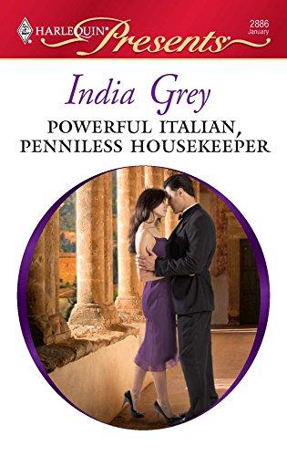 9780373128860: Powerful Italian, Penniless Housekeeper