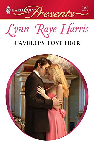 9780373128877: Cavelli's Lost Heir