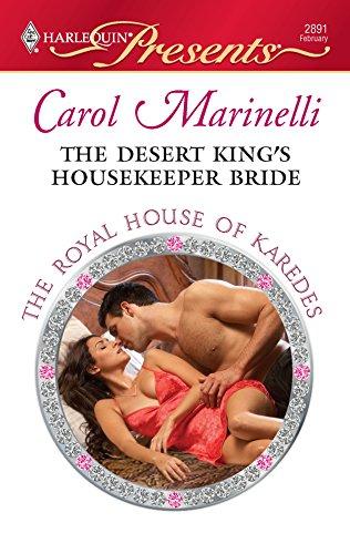 9780373128914: The Desert King's Housekeeper Bride (Harlequin Presents)