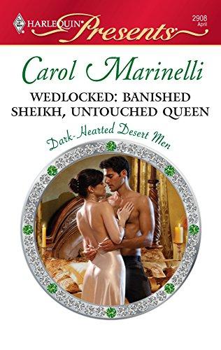9780373129089: Wedlocked: Banished Sheikh, Untouched Queen