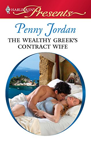 9780373129270: The Wealthy Greek's Contract Wife