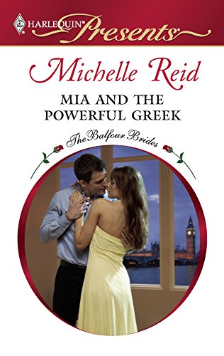 Mia and the Powerful Greek (Harlequin Presents): Reid, Michelle