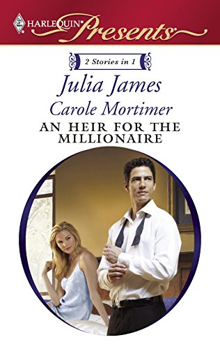 9780373129362: An Heir for the Millionaire: The Greek and the Single Mom\The Millionaire's Contract Bride
