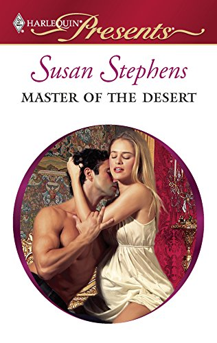 Master of the Desert (0373129386) by Stephens, Susan