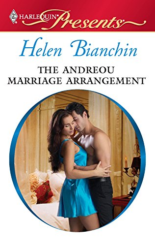 The Andreou Marriage Arrangement: Bianchin, Helen