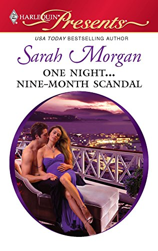 9780373129430: One Night.Nine-Month Scandal