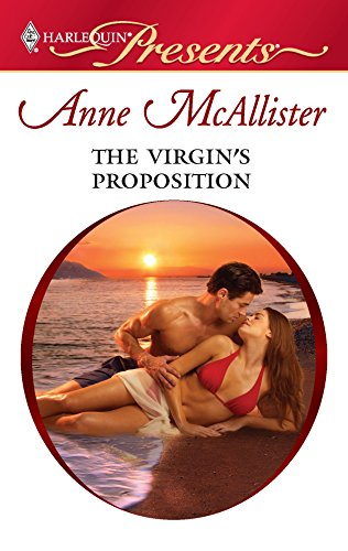 9780373129447: The Virgin's Proposition