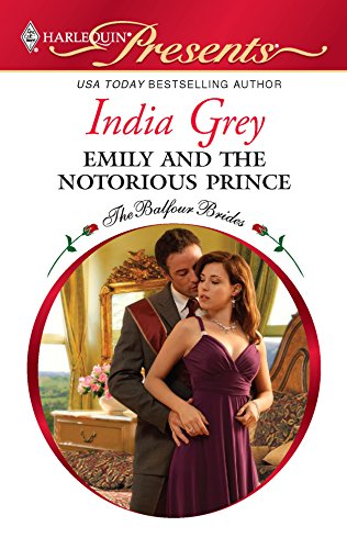 9780373129461: Emily and the Notorious Prince