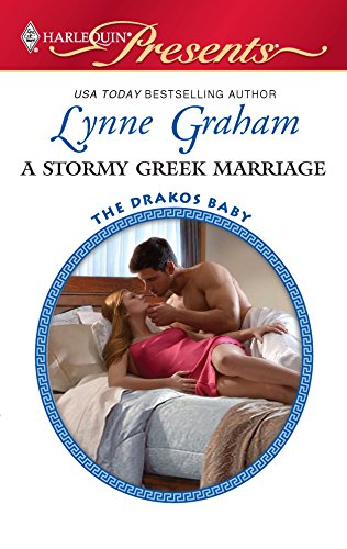 9780373129577: A Stormy Greek Marriage