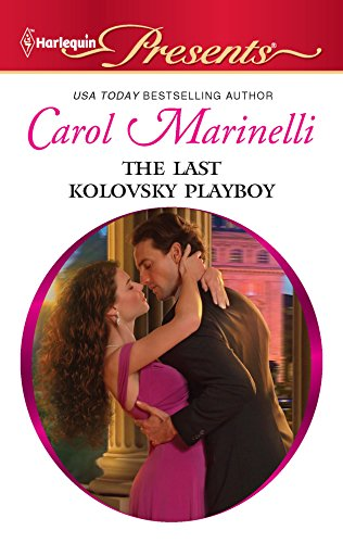 9780373129669: The Last Kolovsky Playboy