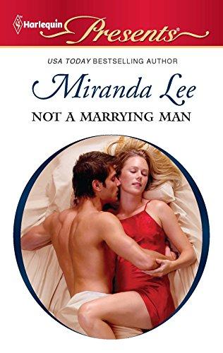 9780373129898: Not a Marrying Man