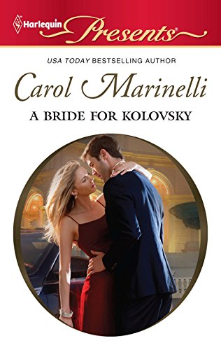 9780373129911: A Bride for Kolovsky