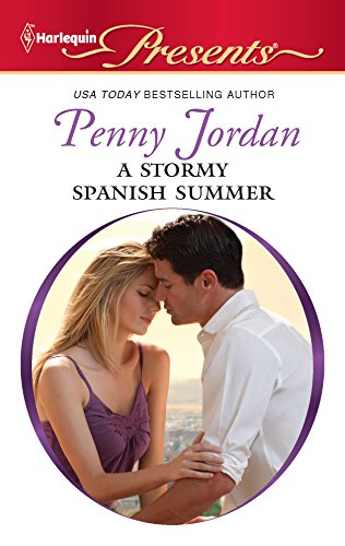 9780373129997: A Stormy Spanish Summer